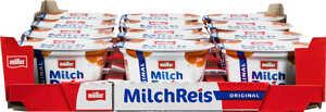 Ein ganzer Karton  MÜLLER Milch-Reis