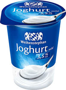 WEIHENSTEPHAN  Joghurt mild