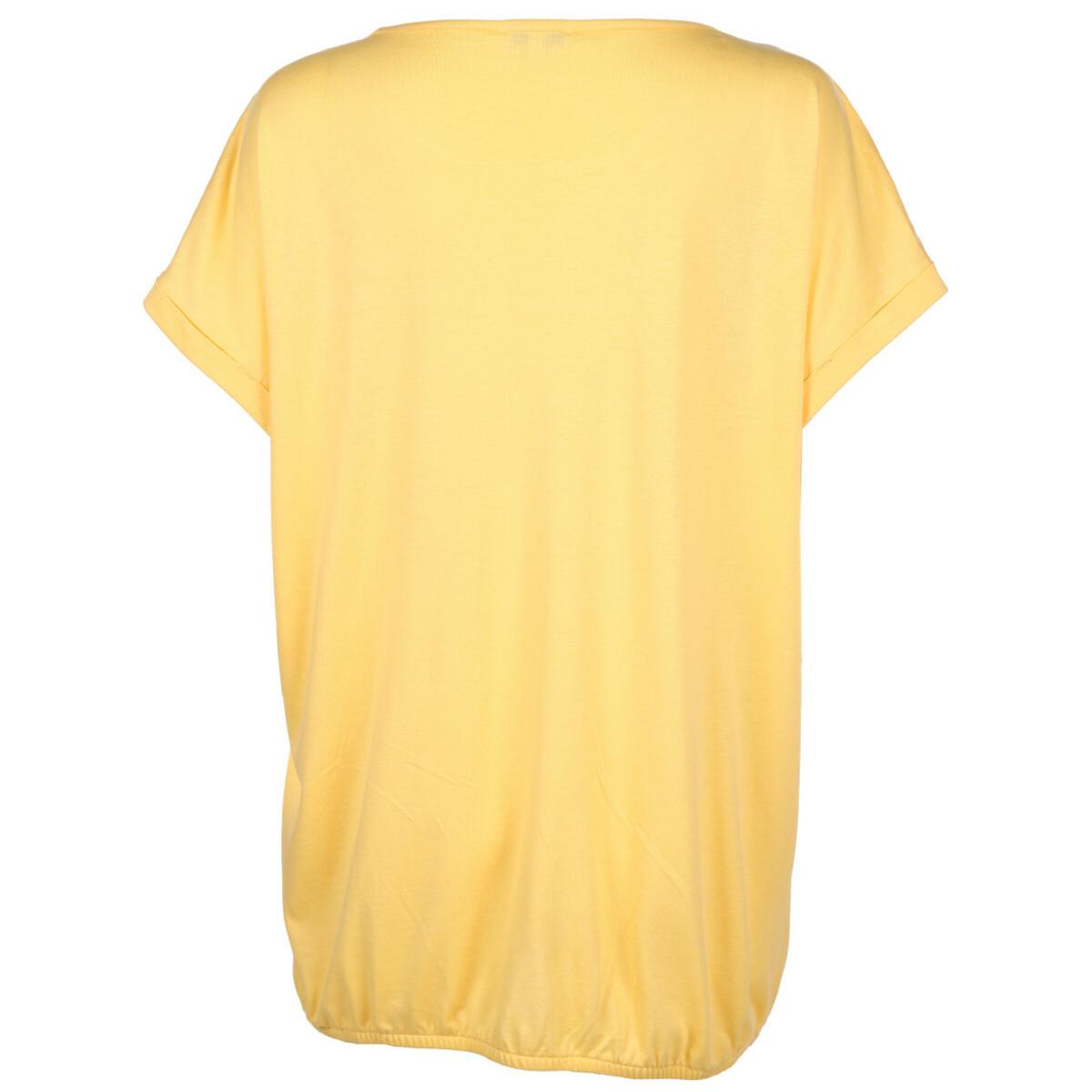 Bild 2 von Damen Shirt mit Lochstickerei