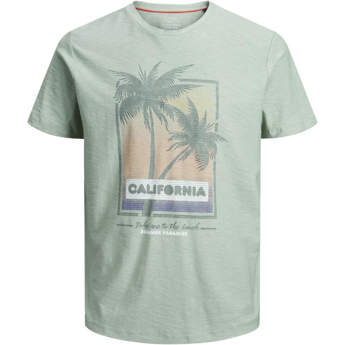 Bild 1 von Herren Shirt mit Frontprint