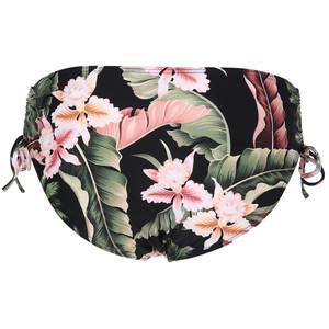 Damen Bikini Hose mit Blumenprint