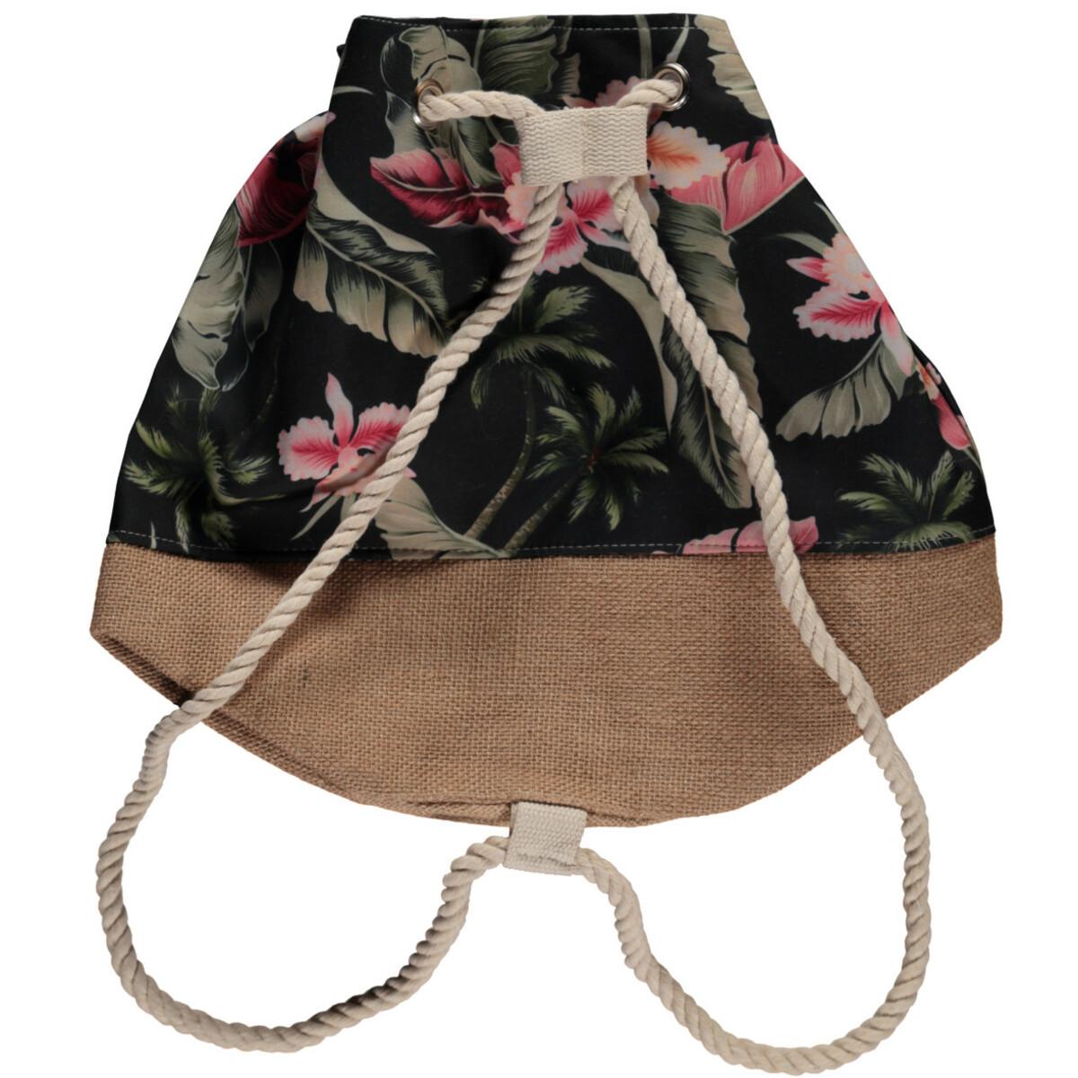 Bild 2 von Strandtasche mit Rucksackfunktion