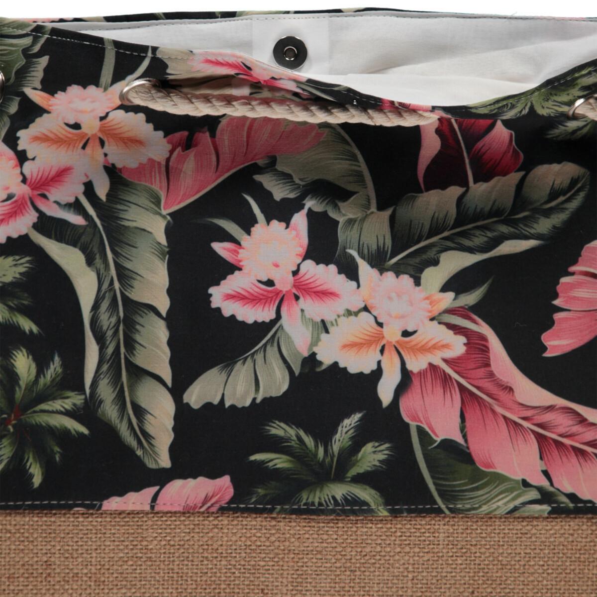 Bild 3 von Strandtasche mit Rucksackfunktion