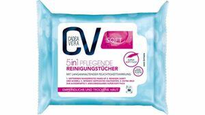 CV Soft 5in1 pflegende Reinigungstücher 25 Stück