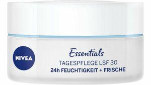 NIVEA Essentials Frische Tagespflege LSF30