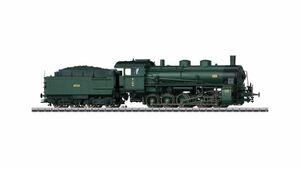 Märklin 39550 - Güterzug-Dampflokomotive mit Schlepptender