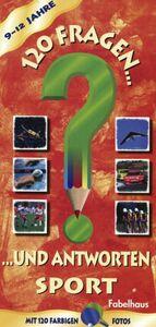 120 Fragen und Antworten - Sport