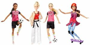 Barbie - Made to Move Sportlerin