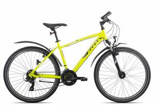 Axess Sporty 21 26 Boy 2019   38 cm   neon yellow