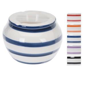 Sturmaschenbecher aus Keramik 14 cm in verschiedenen Farben