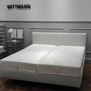 Ausstellungsbett Polsterbett Somnus light Edition