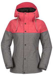 Volcom Bolt Ins - Snowboardjacke für Damen - Pink