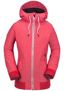 Volcom Alesk Ins - Snowboardjacke für Damen - Pink