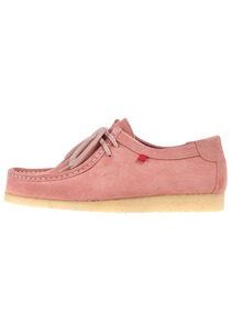 Djinns Genesis Low Suede Fashion Schuhe - Pink