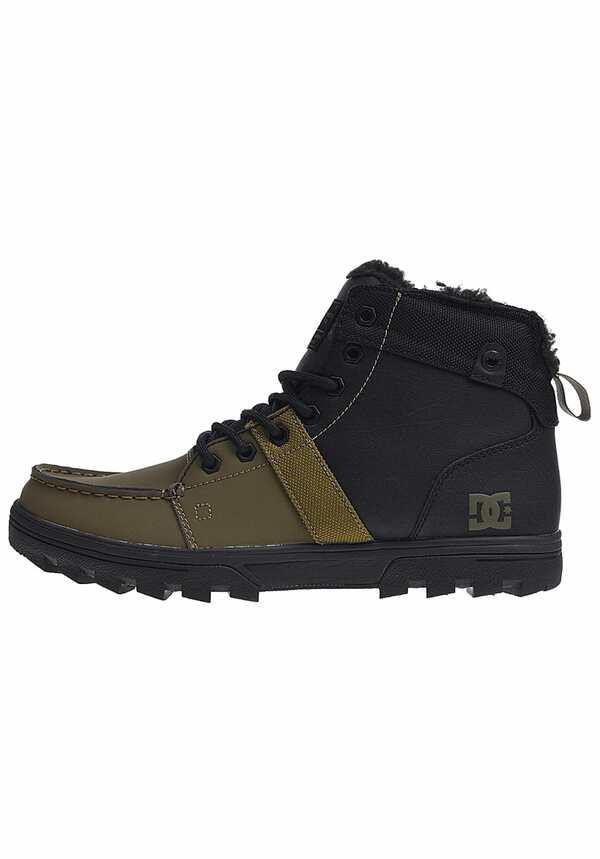 DC Woodland - Sneaker für Herren - Schwarz