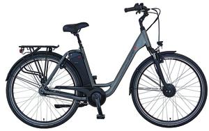 Prophete E-Bike Alu-City Geniesser E9.5 Vm 36V 11,6Ah