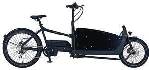 Prophete Cargo E-Bike 2.0 Cargo E-Bike 20'/26' Lastenrad Elektrorad Elektro
