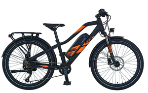 REX GRAVELER Kinder E-Bike Alu-ATB 24 Zoll