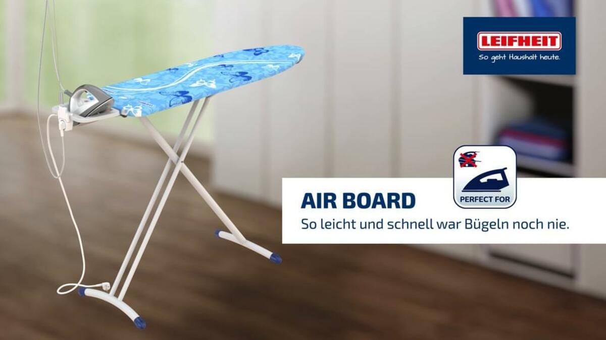 Bild 4 von Leifheit Air Board XL Ergo Plus Bügeltisch