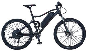 Rex E-Bike Alu-Mtb 650B Graveler E9.7 Mm 48V 10,4Ah