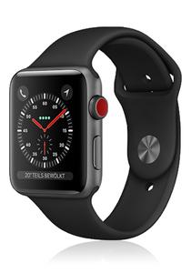 Apple Watch Series 3 OLED GPS Display diagonal Grau Smartwatch