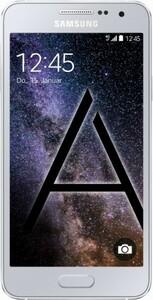 Samsung Galaxy A3 SM-A300F 16GB platinum-silver Smartphone (ohne SIM-Lock, ohne Branding) - DE Ware