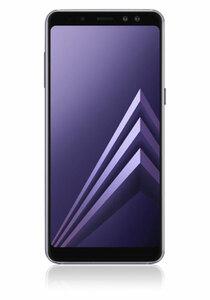 Samsung Galaxy A8 (2018) Dual SIM 32GB, grey, A530F, EU-Ware