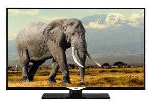 JVC LT-55V55LU 140 cm 55 Zoll Fernseher 4K Ultra HD, Triple Tuner, Smart TV, Energieklasse A+