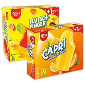 Langnese Flutsch-Finger / Capri