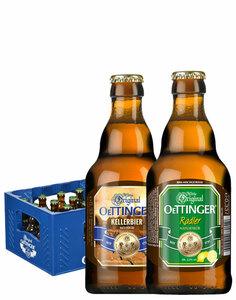 Oettinger Kellerbier/ Radler