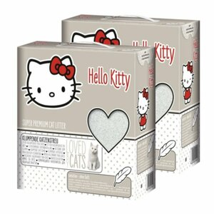Hello Kitty Super Premium Katzenstreu Sensitive