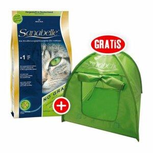 Sanabelle No Grain  + gratis Katzenzelt