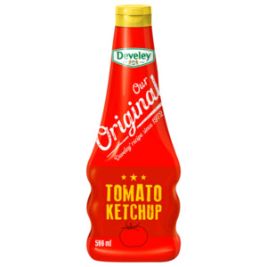 Develey Our Original Tomato Ketchup 500ml