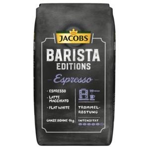 Jacobs Barista Espresso ganze Bohne 1kg