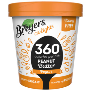 Breyers Delights Peanut Butter Eis vegan 500ml