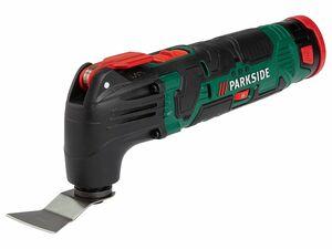 PARKSIDE® Akku-Multifunktionswerkzeug PAMFW 12 C3