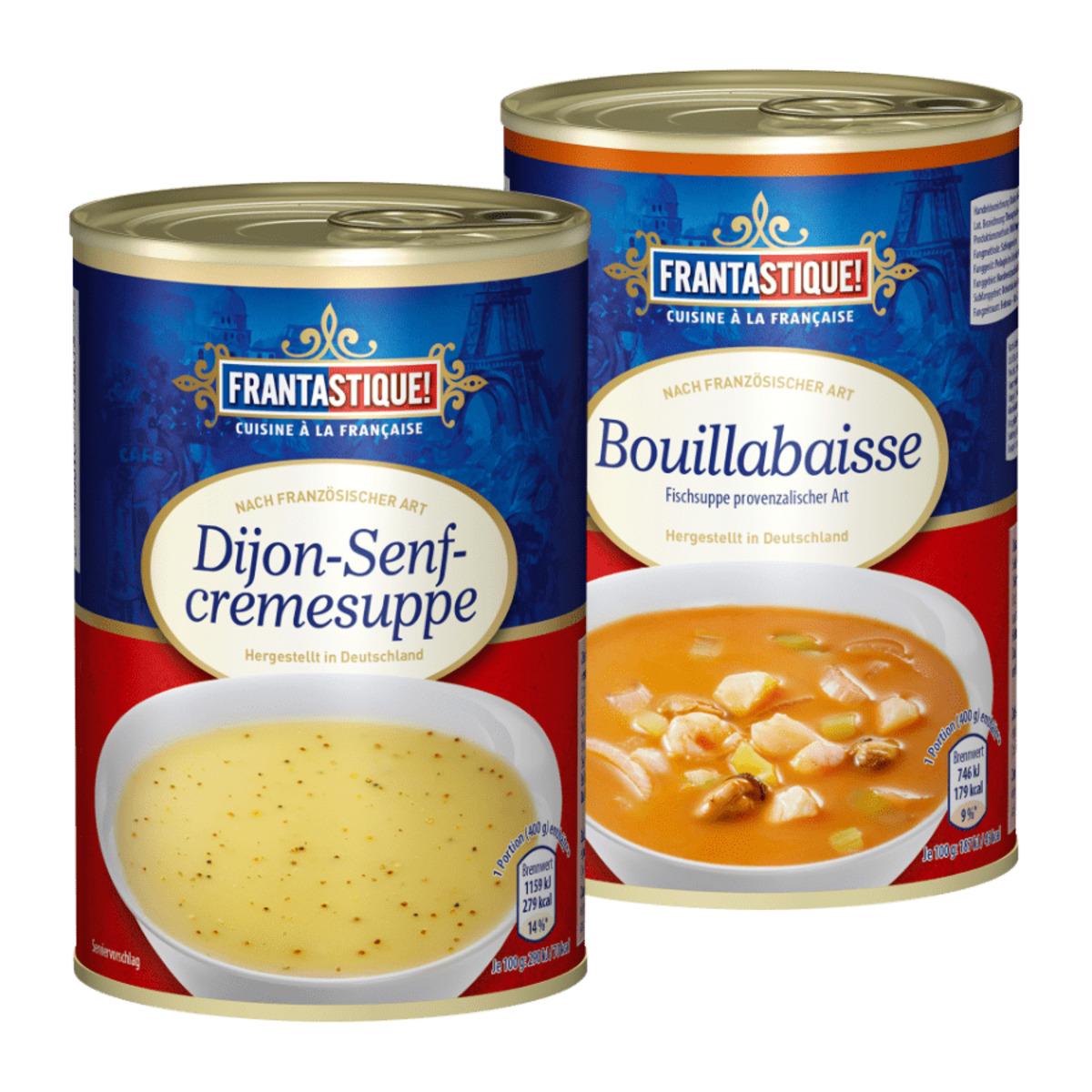 Bild 1 von FRANTASTIQUE     Suppe