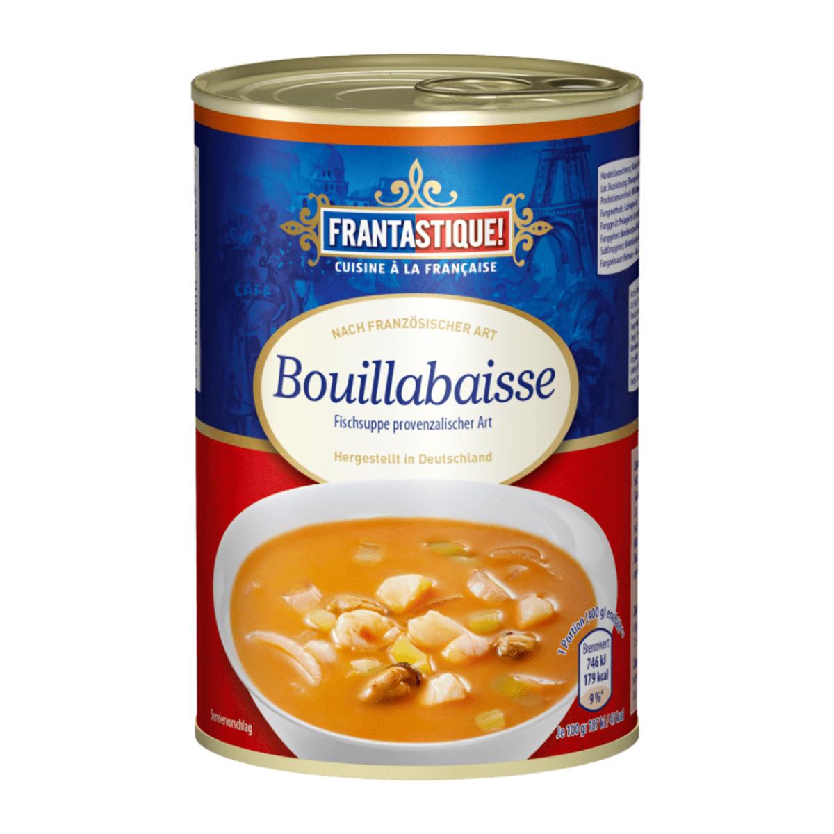 Bild 2 von FRANTASTIQUE     Suppe