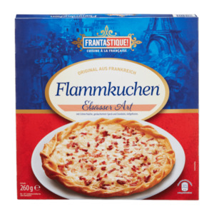 FRANTASTIQUE     Flammkuchen