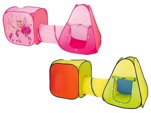PLAYTIVE® JUNIOR Kinder Spielzelte mit Tunnel