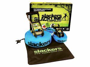 Schildkröt Slackers Slackline Classic mit Teaching Line