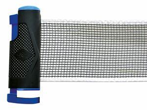 Donic-Schildkröt Tischtennis-Netzgarnitur Flexnet in Tasche