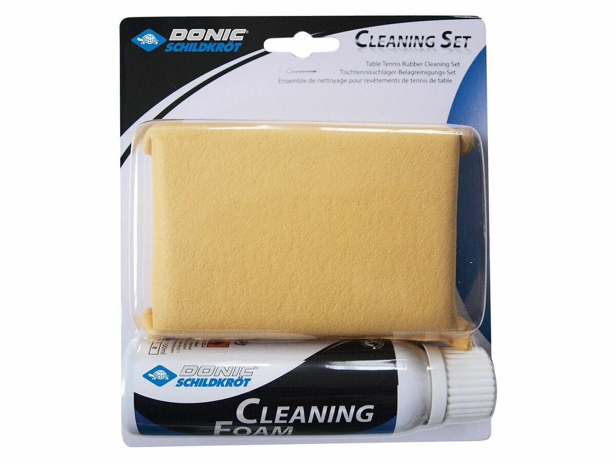 Bild 3 von Donic-Schildkröt Tischtennis Reinigungsset für Schläger