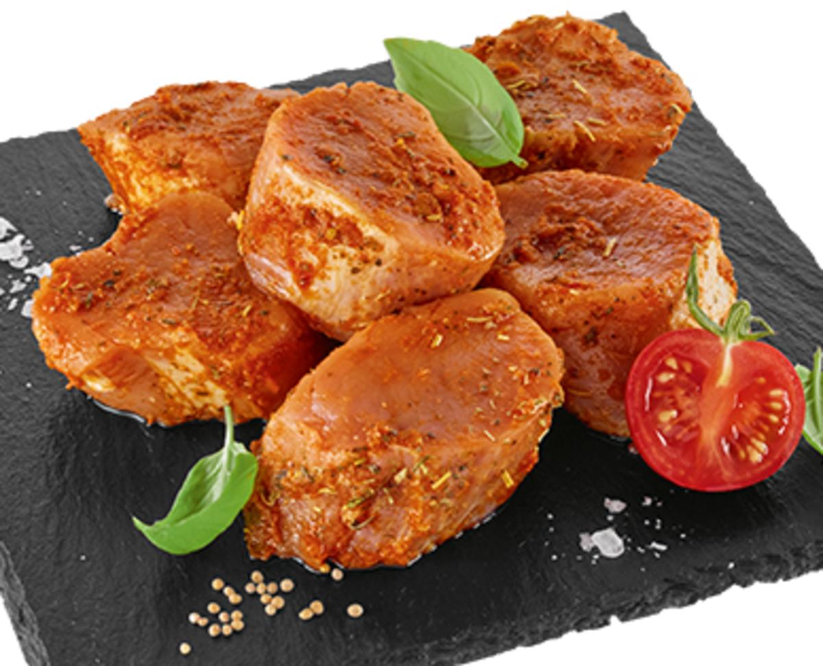 Bild 2 von bio Schweinefilet-Medaillons