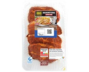 BBQ Schweine Nackensteak*