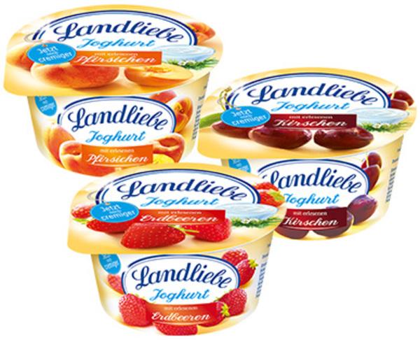 Landliebe Frucht-Joghurt