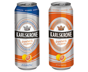 KARLSKRONE Weißbier-Mix Grapefruit