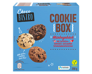 Choco BISTRO Cookie Box