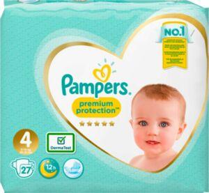 Pampers Premium Protection 27er Gr. 4 27 Stück