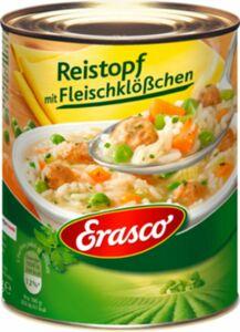Erasco Reistopf mit Fleischklößchen 800 g
